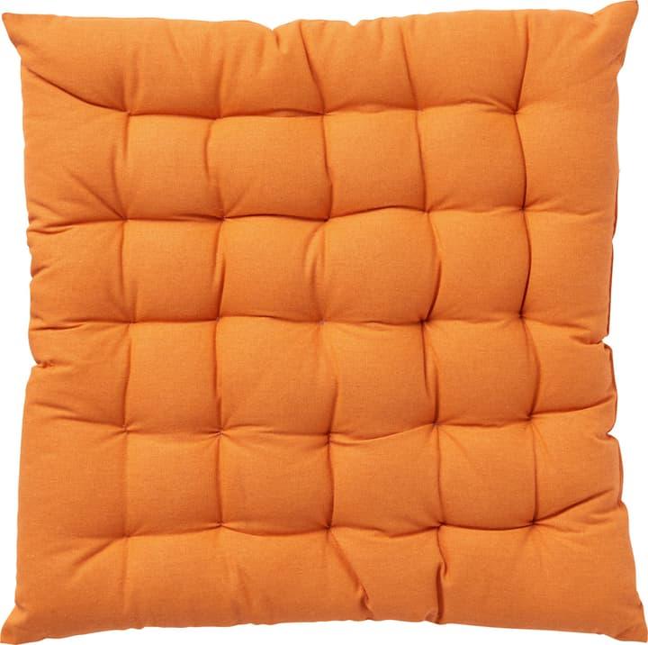 TERESA Sitzkissen 450739940130 Farbe Orange Grösse B: 40.0 cm x H: 40.0 cm Bild Nr. 1