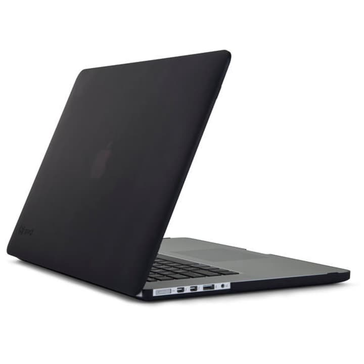 MacBook Pro (Retina) 15 SeeThru Onyx Black Matte Speck 797975400000 Photo no. 1
