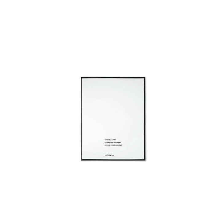 BRASILIA Wechselrahmen 384002821101 Bildgrösse 18 x 24 Farbe Schwarz Bild Nr. 1