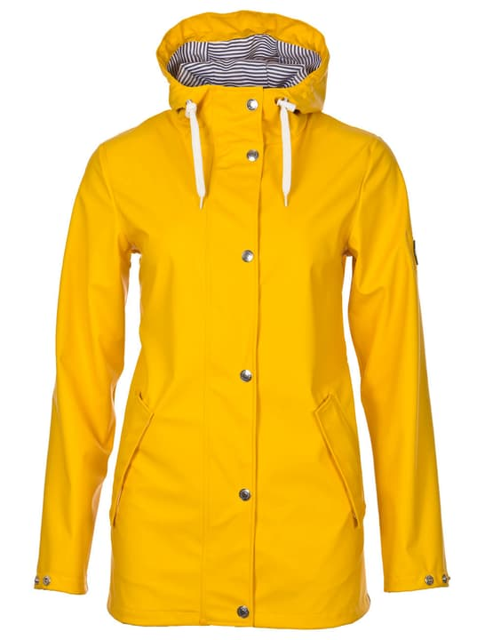 Vally Veste de pluie pour femme Rukka 498428004850 Couleur jaune Taille 48 Photo no. 1