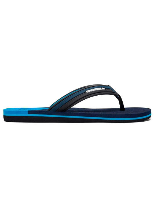 Molokai New Wave Tongs pour enfants Quiksilver 460670433040 Couleur bleu Taille 33 Photo no. 1
