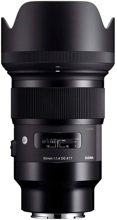 50mm F1,4 DG HSM Art (Sony-E) Objectif Sigma 793434900000 Photo no. 1