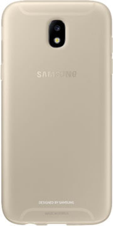 Jelly Cover J5 (2017) gold Hülle Samsung 785300130356 Bild Nr. 1