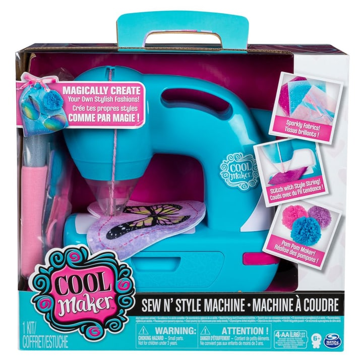 Sew'n Style Sewing Machine 746128300000 Photo no. 1