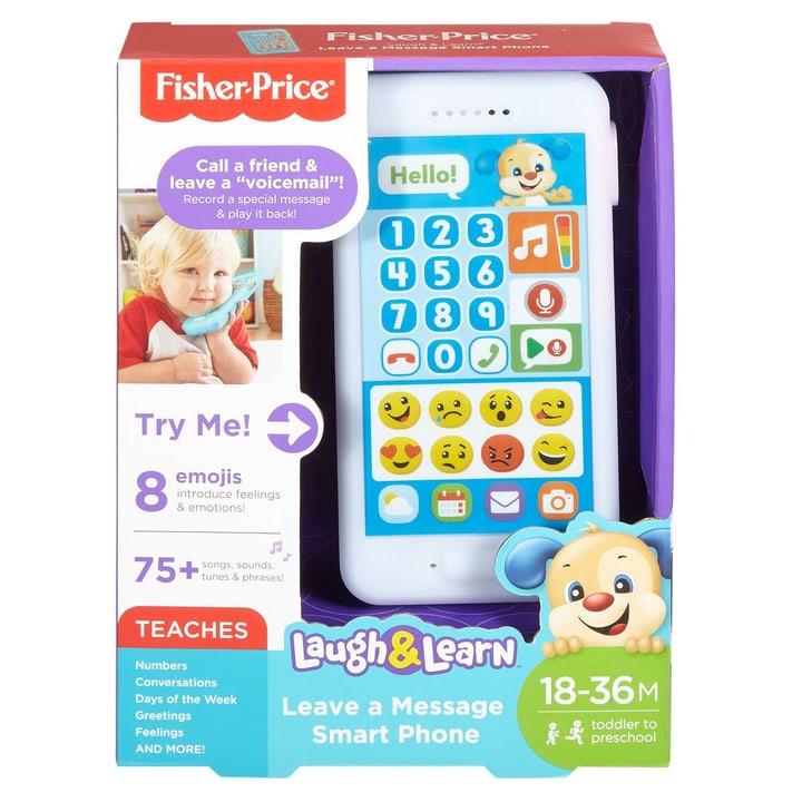 Fisher-Price Puppy Smart Phone (DE) 746399490000 Sprache Deutsch Bild Nr. 1