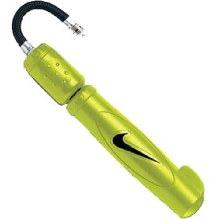 Pompe à ballon Nike 472268499955 Couleur jaune néon Taille one size Photo no. 1