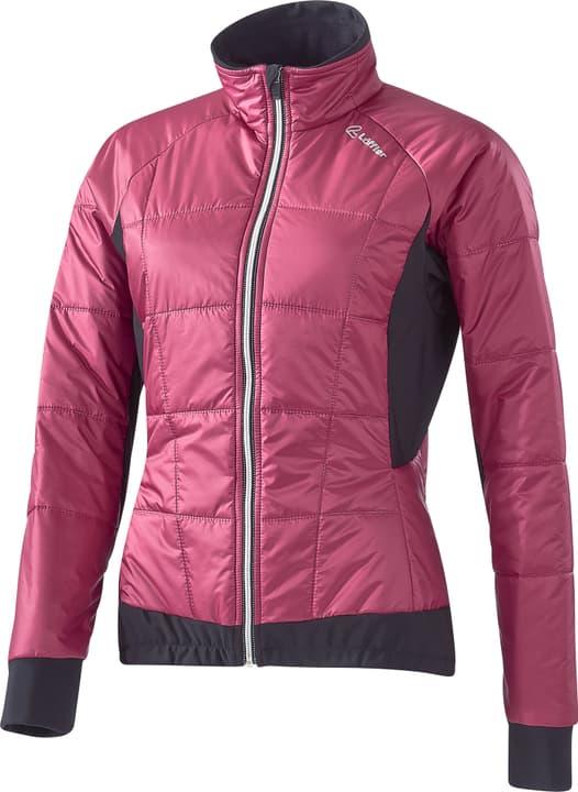 Iso-Jacke Primaloft Mix Damen-Bike-Jacke Löffler 461346203617 Farbe himbeer Grösse 36 Bild-Nr. 1