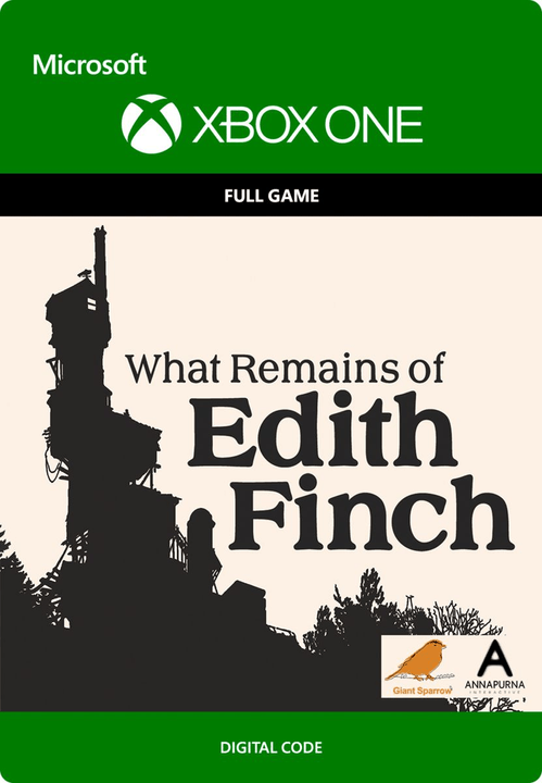 Xbox One - What Remains of Edith Finch Digitale (ESD) 785300136413 N. figura 1
