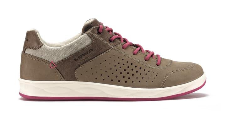 San Francisco GTX Lo Chaussures de voyage pour femme Lowa 461928536570 Couleur brun Taille 36.5 Photo no. 1