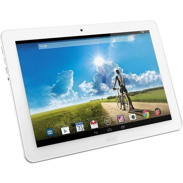 """Iconia Tab 10.1""""WiFi 16GB silber/weiss Acer 79785090000015 Bild Nr. 1"""