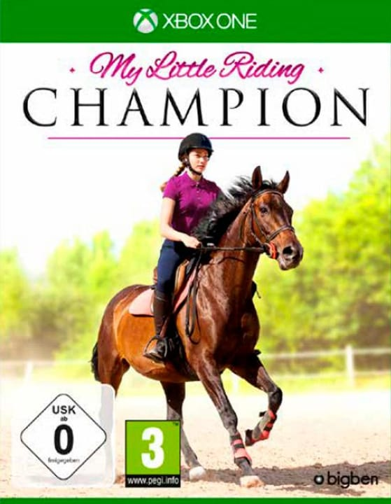 Xbox One - My Little Riding Champion (D/F) Box 785300138863 Bild Nr. 1