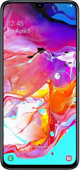 Galaxy A70 noir Smartphone Samsung 794641600000 Photo no. 1