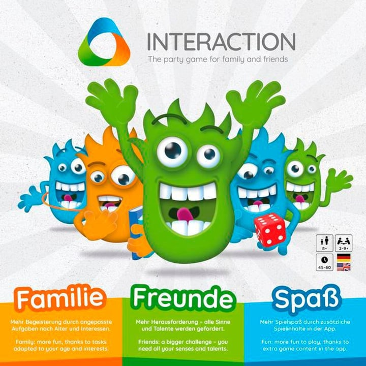 Interaction Party Game 747654200000 Bild Nr. 1