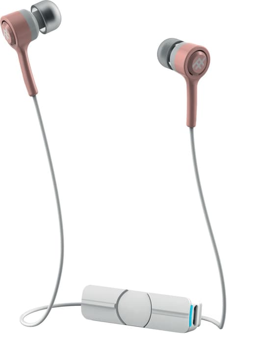 Coda Wireless - Oro-rosa Cuffie In-Ear Ifrogz 785300131709 N. figura 1