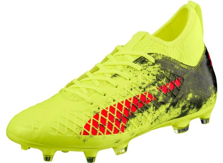 Future 18.3 FG/AG Chaussures de football pour homme Puma 493118942050 Couleur jaune Taille 42 Photo no. 1