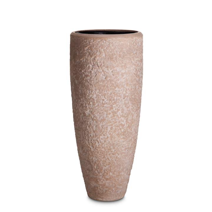 MALMO Cache-pot 382026500000 Dimensions L: 30.0 cm x P: 30.0 cm x H: 70.0 cm Couleur Sable Photo no. 1