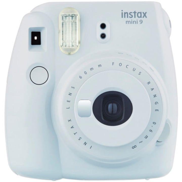 Instax Mini 9 Instant camera Smoky White FUJIFILM 785300130347 N. figura 1