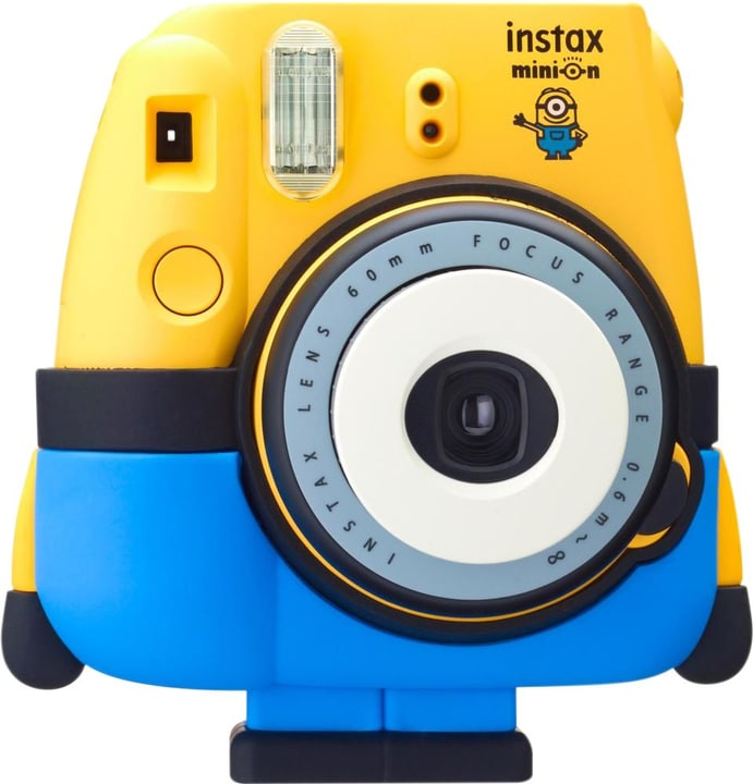 Instax Minion Special Edition Appareil photo compact FUJIFILM 793429800000 Photo no. 1
