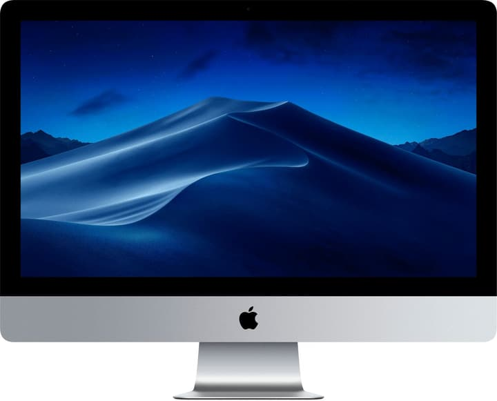 CTO iMac 27 3.7GHz i5 8GB 3TB FusionDrive 580X MKey Apple 798703100000 Bild Nr. 1