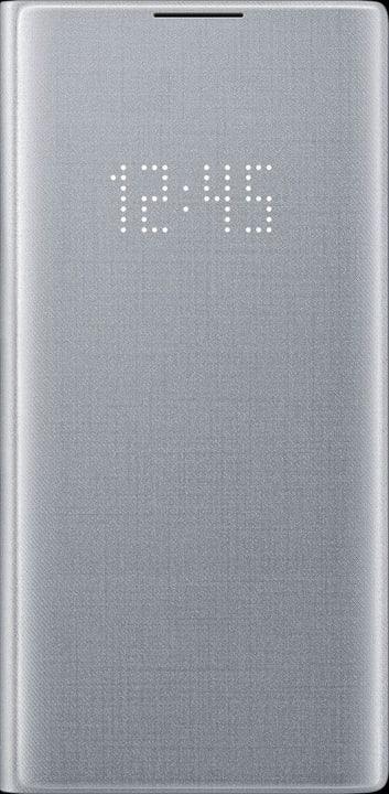 LED View Cover silver Coque Samsung 785300146416 Photo no. 1