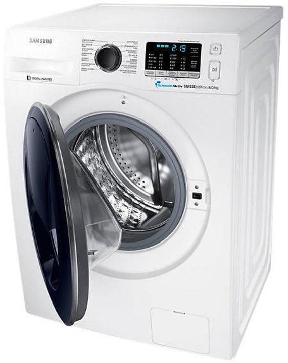 WW5500 AddWash WW80K5400UW/WS Lavatrice Samsung 785300131079 N. figura 1
