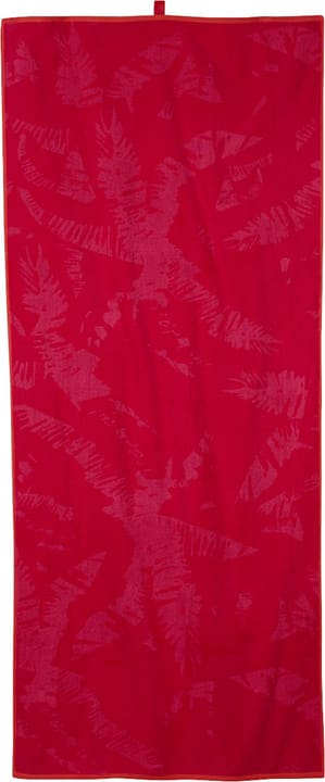 ADIDAS BEACH TOWEL LL Linge de bain Adidas 463102899917 Couleur framboise Taille One Size Photo no. 1