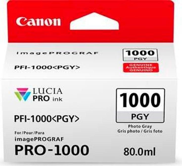 PFI-1000  photo gris Cartouche d'encre Canon 785300126460 Photo no. 1