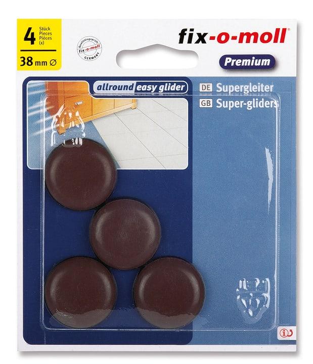 Piedini universale 5 mm / Ø 30 mm 4 x Fix-O-Moll 607079200000 N. figura 1