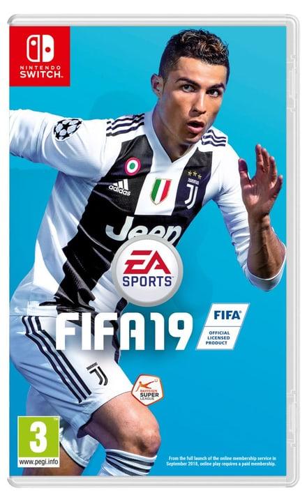 Switch - FIFA 19 Box 785300138038 Bild Nr. 1