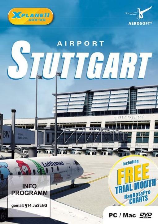 PC -  Airport Stuttgart für X-PLANE 11  D Fisico (Box) 785300133115 N. figura 1