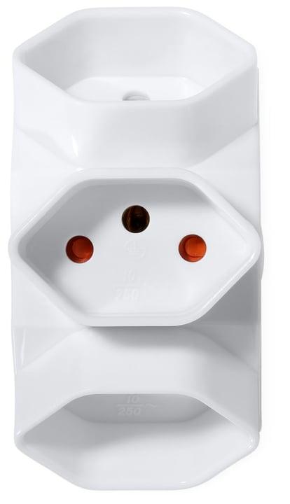 Spina di derivazione 3x bianca Abzweigstecker Durabase 791037400000 N. figura 1