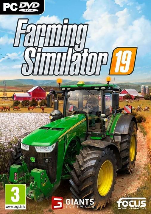 PC - Farming Simulator 19 (F) Box 785300139252 Photo no. 1