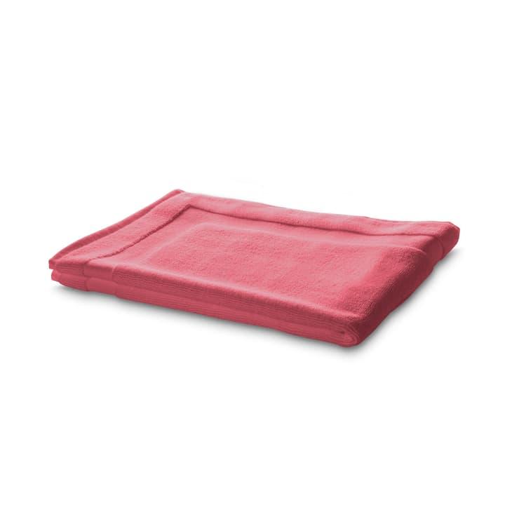 ROYAL Tapis de bain 374084500000 Couleur Rouge clair Dimensions L: 90.0 cm x P: 60.0 cm Photo no. 1
