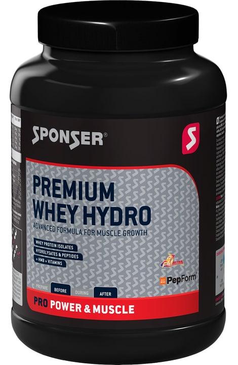 Whey Hydro Multiproteinpulver Sponser 463047003620 Geschmack Schokolade Farbe schwarz Bild-Nr. 1