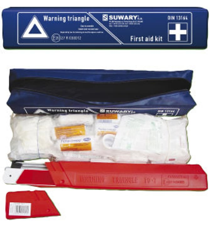 Trousse de premier secours Pharmacie 620527600000 Photo no. 1