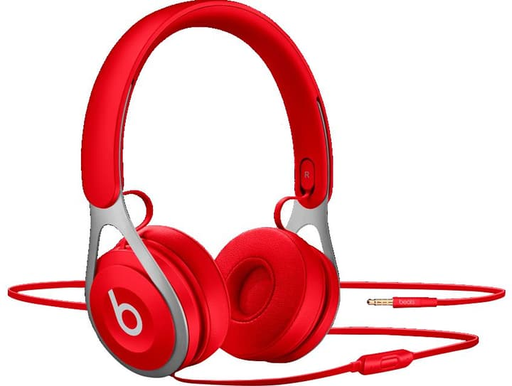 Beats EP - Rosso Cuffie On-Ear Beats By Dr. Dre 785300127664 N. figura 1