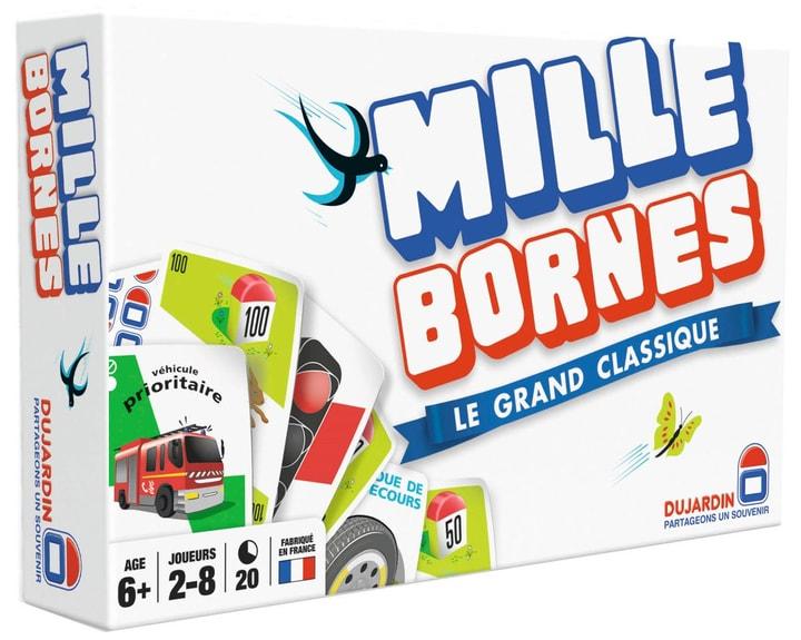 Jeu 1000 Bornes de poche étui blanc (F) 746901490100 Lengua Francese N. figura 1