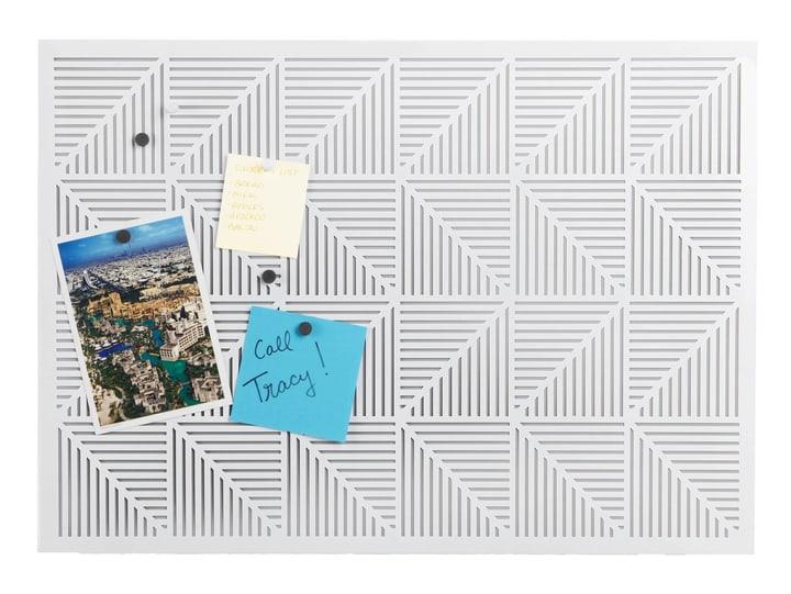 SYLVIE Pannello d'affissione / Lavagna magnetica 432015203510 Dimensioni L: 53.0 cm x A: 38.0 cm N. figura 1