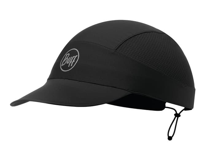 Pack Run Cap R-SOLID BLACK Casquette unisexe BUFF 462743199920 Couleur noir Taille one size Photo no. 1