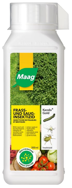Kendo Gold contre ravageurs, 500 ml Maag 658405500000 Photo no. 1