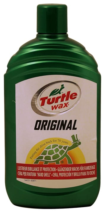 Original Wachs Produits d'entretien Turtle Wax 620180300000 Photo no. 1