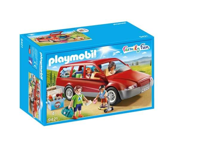 Playmobil Famille avec voiture 746098000000 Photo no. 1