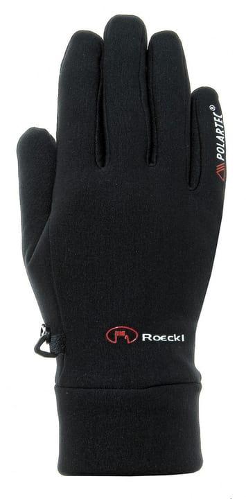 Pino Unisex-Handschuhe Roeckl 494066710020 Farbe Schwarz Grösse 10 Bild-Nr. 1