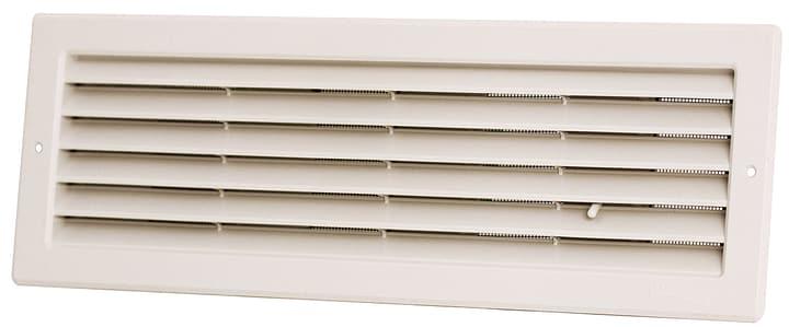 Grille de ventilation refermable Suprex 678032900000 Couleur Blanc Annotation 370 x 130 mm Photo no. 1