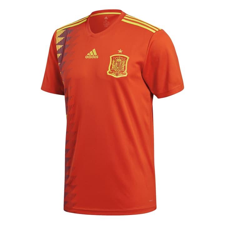 Spain Home Jersey Fussball-Heim-Replika Spanien Adidas 498281000630 Farbe rot Grösse XL Bild-Nr. 1