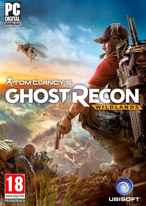 PC - Tom Clancy's Ghost Recon - Wildlands Box 785300121603 Photo no. 1