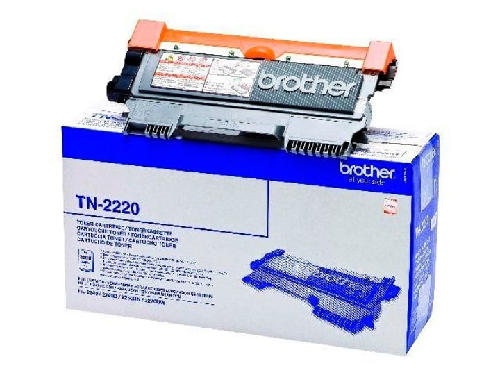 TN-2220 HY Toner black Brother 797542200000 Bild Nr. 1