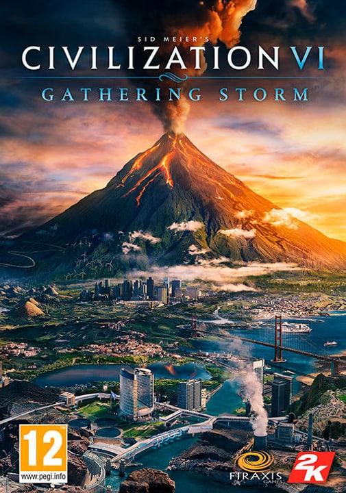 PC - Sid Meiers Civilization VI Gathering Storm Download (ESD) 785300141182 Bild Nr. 1