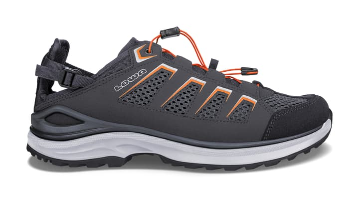 Madison Lo Chaussures polyvalentes pour homme Lowa 460898141080 Couleur gris Taille 41 Photo no. 1