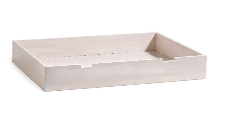 CONTI Tiroir de rangement HASENA 403178785202 Dimensions L: 120.0 cm x P: 89.0 cm x H: 18.0 cm Couleur Hêtre blanc Photo no. 1